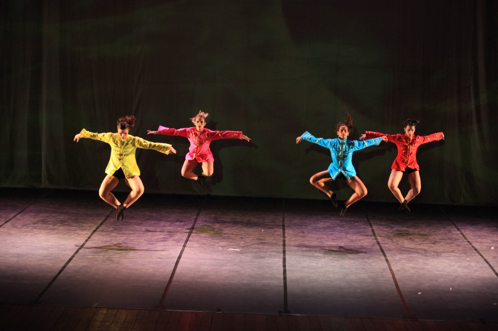 Espetáculo Dharma 2013